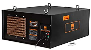 WEN 3417 3-Speed Remote-Controlled Industrial-Strength Air Filtration System (556/702/1044 Cfm) (B07KKXNY26) | Amazon price tracker / tracking, Amazon price history charts, Amazon price watches, Amazon price drop alerts