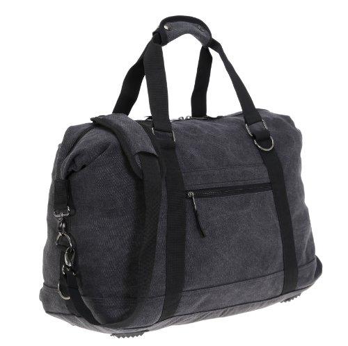 Reisetasche BAGBASE TRAVELBAG Canvas Canvastasche Tasche Sporttasche Weekender