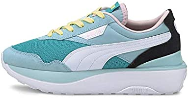 PUMA Baskets Mode Cruise Rider Silk Wn's 02 Viridian Green-Aquamarine