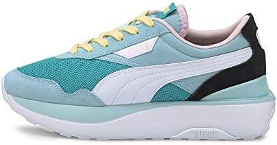 scarpe puma cruise rider scarpe sneakers da donna in tessuto e pelle sintetica 37507202
