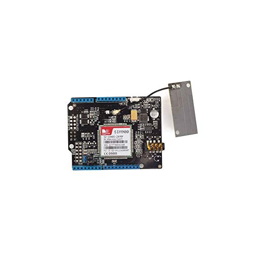 Quad Band Support TCP/UDP Low Power Consumption GPRS Shield V3.0 GSM/GPRS SIM900 Expansion Board