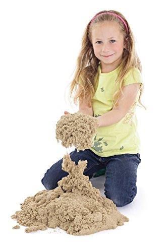 WABA Fun 150301 - Kinetischer Sand, Bastelsand, 2,5 kg