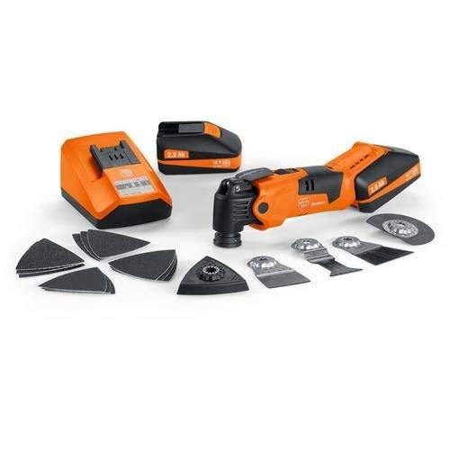 Fein 71292261090, MultiMaster Cordless Oscillating Multi-Tool (Pack of 2 pcs)