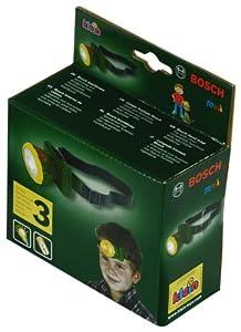 Klein - 8458 - Jeu d'imitation - Lampe frontale Bosch Parent