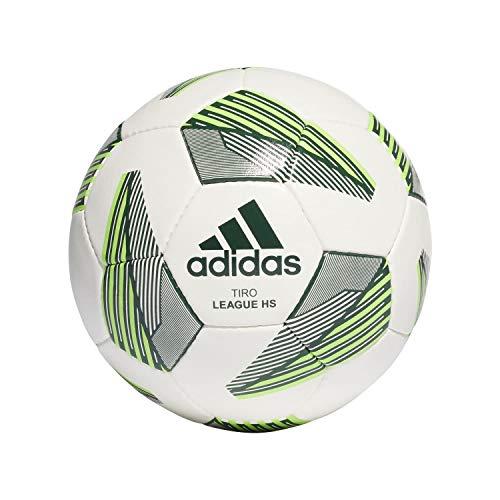 adidas Tiro Match Trainingsball White/DRKGRN/TMSOGR 5