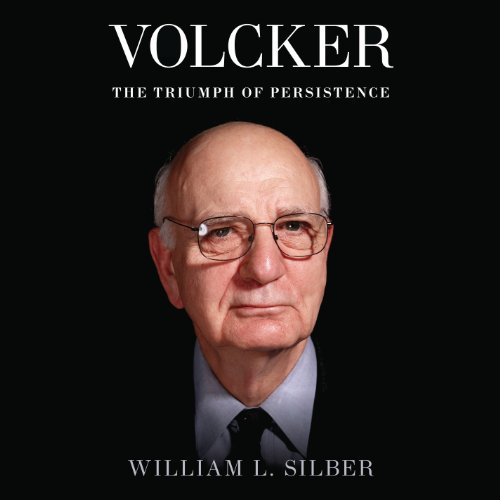 Volcker audiobook cover art