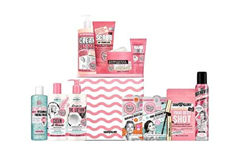 Soap & Glory The Square Necessities Large Gift Set NEW 2020