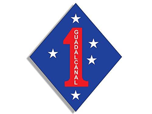 USMC Insignia Emblem American Vinyl Black /& White MARSOC Marine Raiders Skull and Stars Logo Sticker