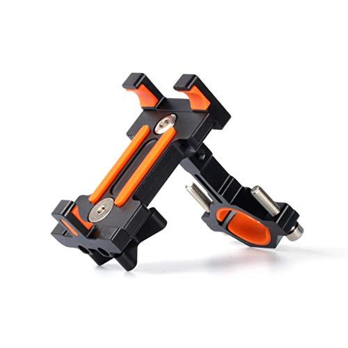 Junecat Fahrrad-Halter Fahrrad Phone Gestell Aluminium Fahrrad-Motorrad-Lenker Mobile GPS-Regal