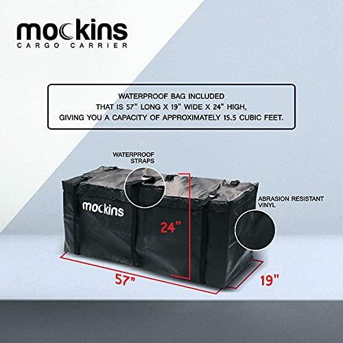 Mockins Hitch Mount Cargo Carrier
