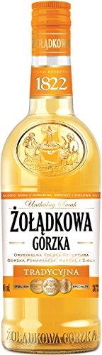 Zoladkowa Gorzka Traditional Wodka (3 x 0.7 l)