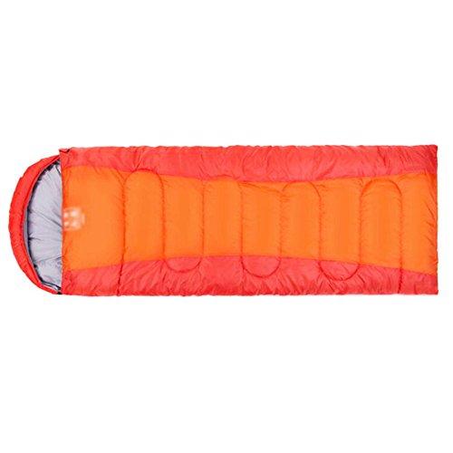 Black Temptation Multi-Fonction Randonnée Camping Sacs de Couchage Accessoires Mats Quilt-Orange