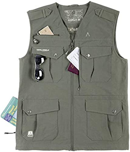 Cimalp - Ayers Rock - Gilet Stretch Multipoches