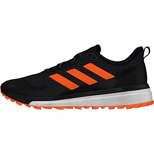 adidas Herren Response Trail M Traillaufschuhe, Schwarz (Negbás/Naalre/Carbon 000), 50 2/3 EU