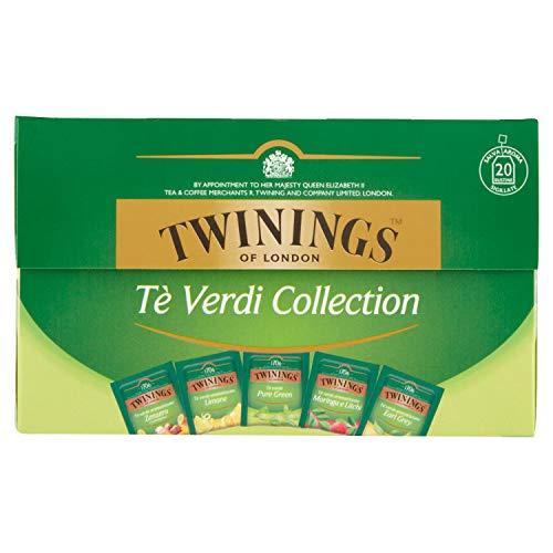 Twinings Tè Verdi Collection, 20 Bustine