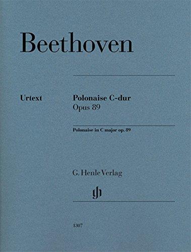 Polonaise C-dur op. 89 Klavier 2 ms