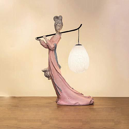 Schlafzimmerbeleuchtung Schreibtischlampe Moderne neoklassizistische Retro LED Schreibtischlampen, kreative Kunst dekorative Lichter Nachttischlampe, antike Tischlampe Schreibtischlampe