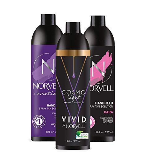 Norvell Sunless Spray Tanning Kit