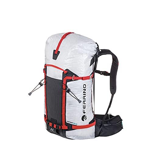 Ferrino Backpack Instinct 30+5 Mochila, Unisex-Adult, Blanco, Talla única