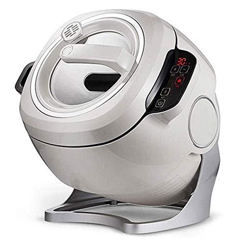 Hogar Tipo de batería de cocina el cocinero multifunción fritos con poco aceite de máquina automática inteligente Arrocera Robot Blender de panel táctil (6 l) kyman
