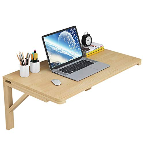 Folding Dining Table, Wall Mounted Table Fold Down, Wooden Fold Up Table,...