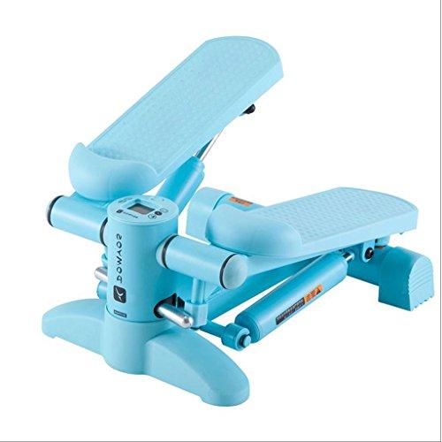 ANGEL Aerobic Up-Down-Stepper Attrezzatura per Il Fitness da casa Stepper Muto Mini Multi-Funzione