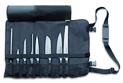F. DICK Rolltasche Messerset ActiveCut (Messer Basissortiment X30Cr13 Stahl, nichtrostend, 54° HRC) 89094000