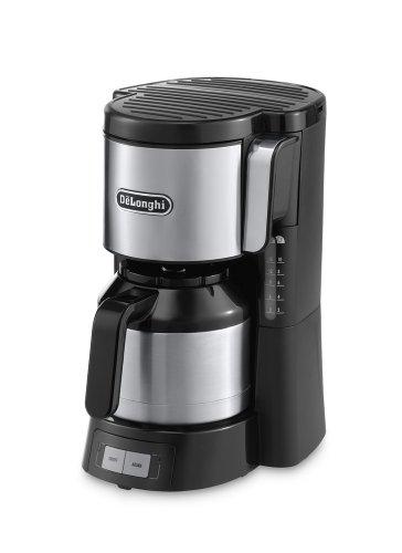 DeLonghi ICM 15740 ekspres do kawy, czarny