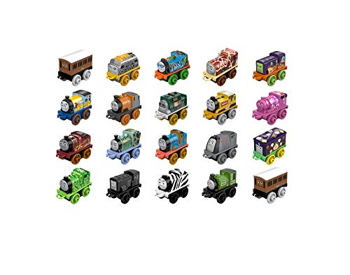 Thomas & Friends MINIS Engines, 20-Pack...