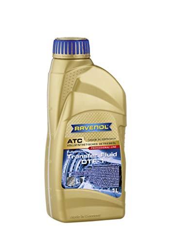 RAVENOL J1C1125 Transfer Case Fluid DTF-1 - Full Synthetic (1 Liter)