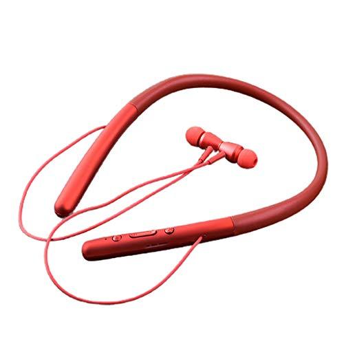 Unknows - Auriculares inalámbricos Bluetooth 5.0 inalámbricos para colgar en el cuello