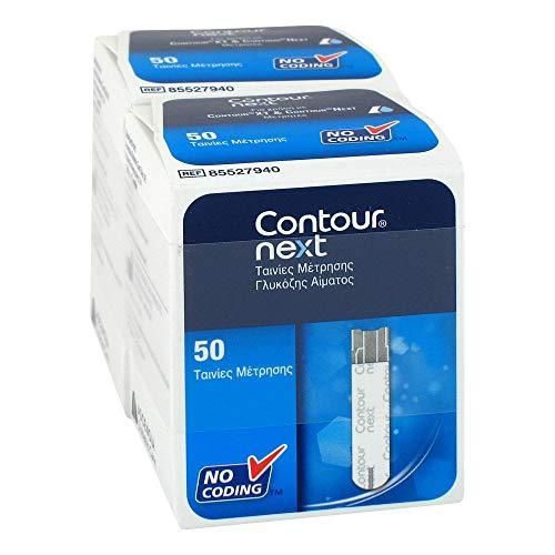 CONTOUR Next Sensoren Teststreifen 100 St