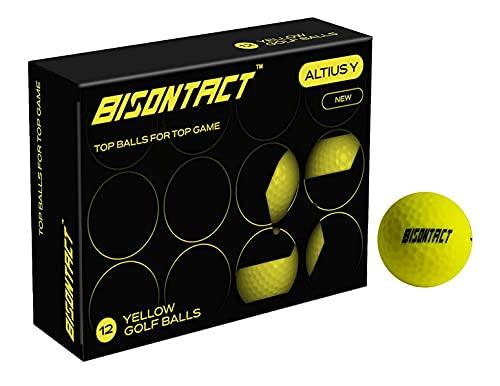 Bisontact ALTIUS Y Golf Balls