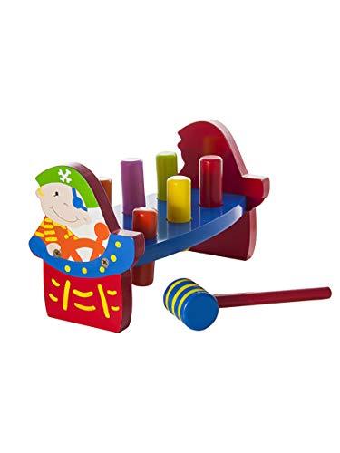 Mousehouse Gifts - Klopf- & Hämmerspielzeug in Blau