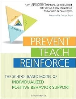 PREVENT-TEACH-REINFORCE (PLUS FREE CD) (70151)