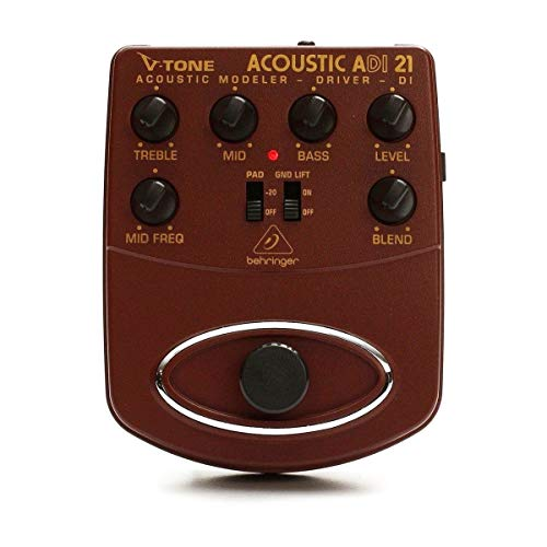 Behringer ADI21 Accesorio Guitarra Efecto Modelador ADI-21