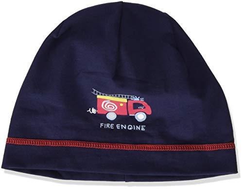 maximo Jungen Jerseymütze Mütze, Blau (Navy 48), (Herstellergröße: 51/53)