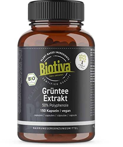 Good Organics GmBH -  Grüntee Extrakt Bio