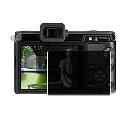 Vaxson TPU Pellicola Privacy, compatibile con Nikon 1 V1 Nikon 1 J1, Screen Protector Film Filtro Privacy [ Non Vetro Temperato ]