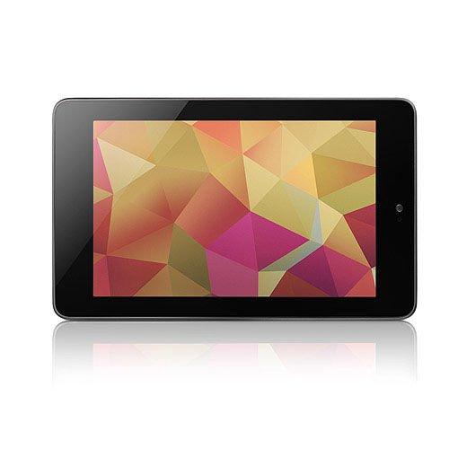 Google 90OK0MW1101120U Nexus 17,8 cm(7 Zoll) Tablet-PC (NVIDIA Tegra 3, 1,2GHz, 1GB RAM, 32GB HDD, NVIDIA 12 ULP, USB 2.0, Android 4.1) schwarz