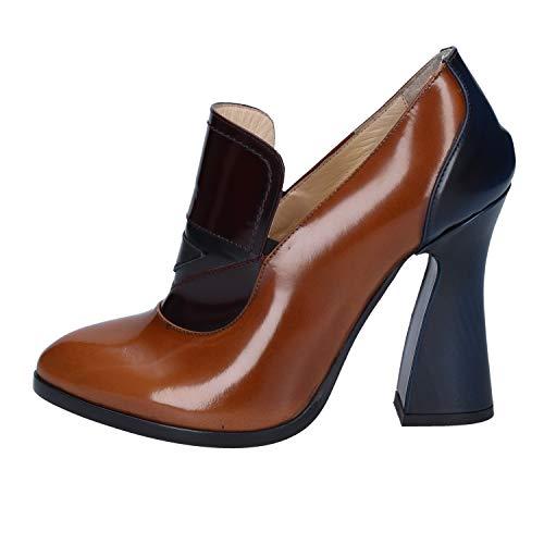 ROBERTO BOTTICELLI Botines Mujer Cuero marrón
