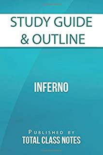 Study Guide & Outline: Inferno (Total Class Notes Study Guides)