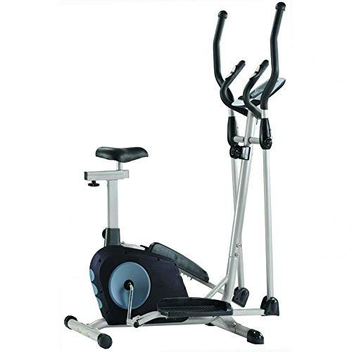 Máquina elíptica, máquina de entrenamiento cruzado, bicicleta de ejercicio doméstica Magnetron Bicicleta de ejercicio para adelgazar con asiento Bicicleta elíptica, movimiento de entrenamiento en casa
