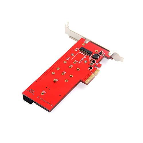 Adwits SSD PCIe 3.0 x4 uno basado PCIe NVMe AHCI Tarjeta