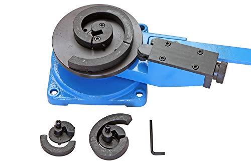 Pro-Lift-Werkzeuge Winkelbiegemaschine Universal-Biegemaschine Schnörkelbiegemaschine Handbieger Biegevorrichtung Formen-Bieger Biegegerät Kunstschmiedearbeiten