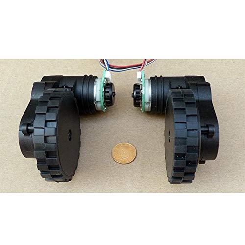 Auart Zyilei- Motor Gleichstrom 1 Paar Getriebemotor, Getriebecodierte Geschwindigkeit DC Getriebe Motorräder,...