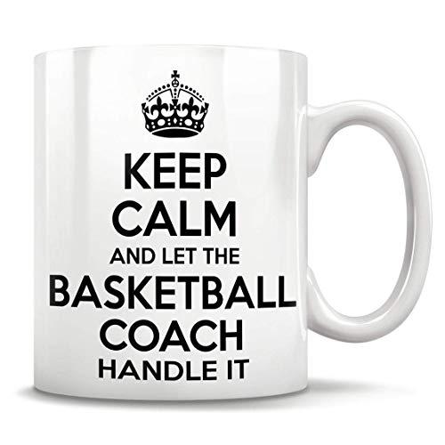 N\A Regalo de Entrenador de Baloncesto, Taza de Entrenador de Baloncesto, Taza de Entrenador de Baloncesto, Mejor Entrenador de Baloncesto, Nuevo Entrenador de Baloncesto