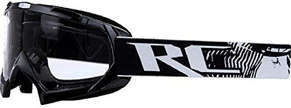 Talla /Única Negro Cr RC Gafas Motocross