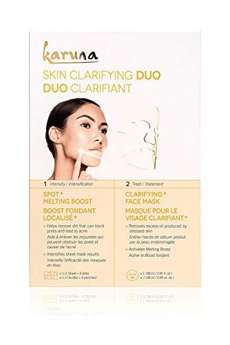 Karuna Skin Clarifying Duo Face Mask