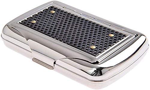 GHQBDMG Rodillo de Metal para Cigarrillos Caja de Rodillos para Cigarrillos Máquina Automática para Juntas Rodillo para Fumar Y Caja de Almacenamiento Máquina de Laminación